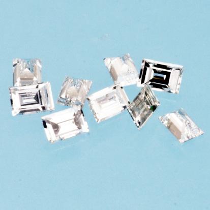 ハーフエタニティーリング用のダイヤ